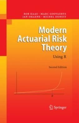 Denuit, Michel - Modern Actuarial Risk Theory, ebook