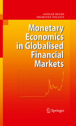 Belke, Ansgar - Monetary Economics in Globalised Financial Markets, ebook