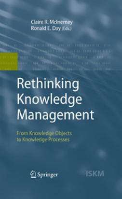 Day, Ronald E. - Rethinking Knowledge Management, ebook