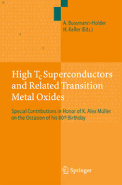 Bussmann-Holder, Annette - High Tc Superconductors and Related Transition Metal Oxides, ebook