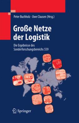 Buchholz, Peter - Große Netze der Logistik, ebook