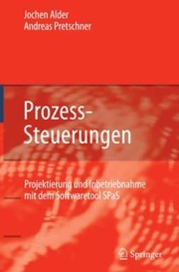 Alder, Jochen - Prozess-Steuerungen, e-kirja