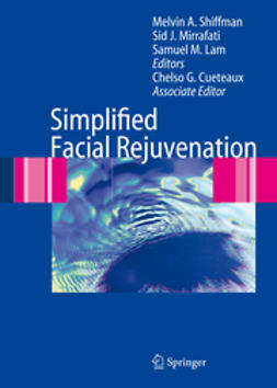 Shiffman, Melvin A. - Simplified Facial Rejuvenation, e-kirja