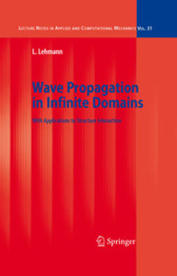 Lehmann, Lutz - Wave Propagation in Infinite Domains, ebook