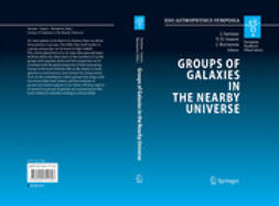 Saviane, Ivo - Groups of Galaxies in the Nearby Universe, ebook