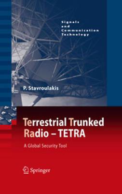 Stavroulakis, Peter - Terrestrial Trunked Radio - Tetra, ebook