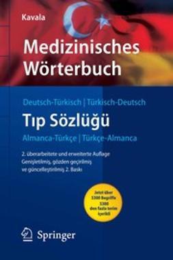 Kavala, Hüseyin - Medizinisches Wörterbuch, ebook