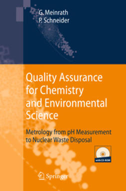 Meinrath, G. - Quality Assurance for Chemistry and Environmental Science, ebook