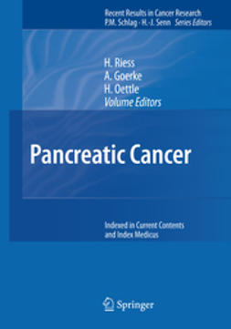 Goerke, Andrea - Pancreatic Cancer, ebook