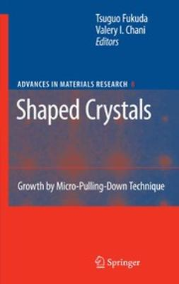 Chani, Valery I. - Shaped Crystals, ebook