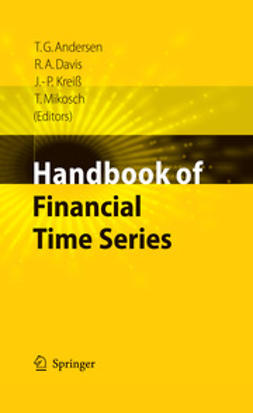 Mikosch, Thomas - Handbook of Financial Time Series, ebook