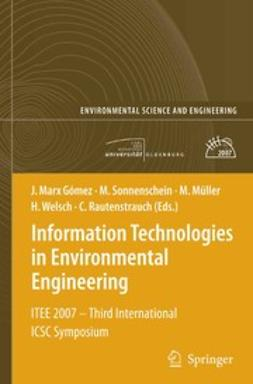 Gómez, Jorge Marx - Information Technologies in Environmental Engineering, ebook