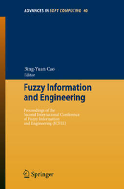 Cao, Bing-Yuan - Fuzzy Information and Engineering, e-bok