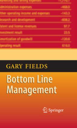 Fields, Gary - Bottom Line Management, ebook