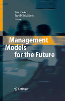 Eskildsen, Jacob - Management Models for the Future, ebook