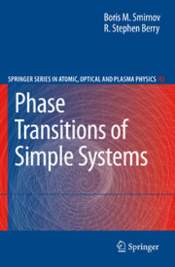 Berry, Stephen - Phase Transitions of Simple Systems, ebook