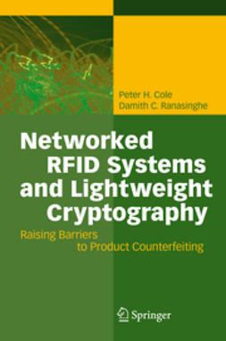 Cole, Peter H. - Networked RFID Systems and Lightweight Cryptography, ebook