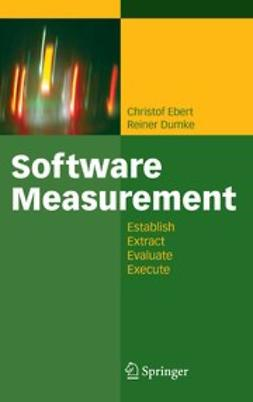 Dumke, Reiner - Software Measurement, ebook