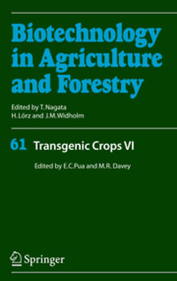 Davey, Michael R. - Transgenic Crops VI, ebook