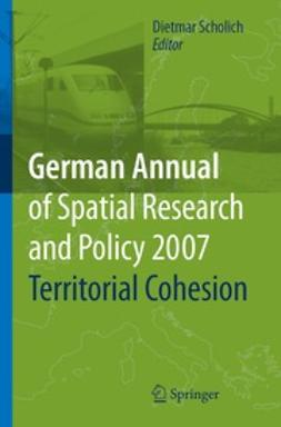 Scholich, Dietmar - Territorial Cohesion, ebook