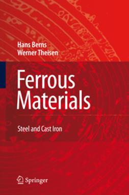 Berns, Hans - Ferrous Materials, ebook