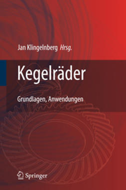 Klingelnberg, Jan - Kegelräder, ebook