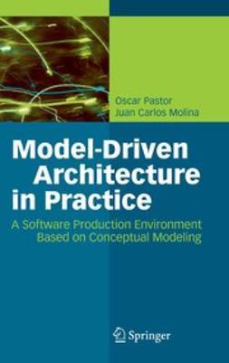 Molina, Juan Carlos - Model-Driven Architecture in Practice, e-bok