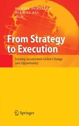 Pal, Nirmal - From Strategy to Execution, ebook