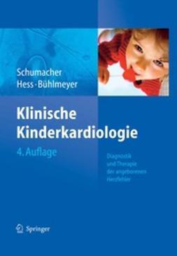 Bühlmeyer, Konrad - Klinische Kinderkardiologie, ebook