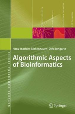 Bongartz, Dirk - Algorithmic Aspects of Bioinformatics, ebook