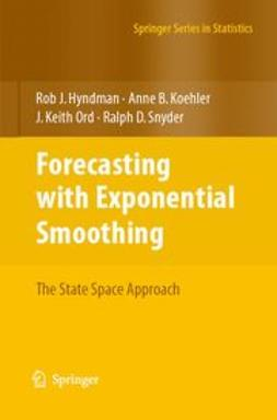 Hyndman, Rob - Forecasting with Exponential Smoothing, ebook