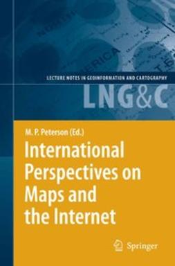 Peterson, Michael P. - International Perspectives on Maps and the Internet, e-bok