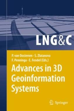 Fendel, Elfriede M. - Advances in 3D Geoinformation Systems, ebook