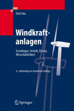 Hau, Erich - Windkraftanlagen, ebook