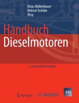 Mollenhauer, Klaus - Handbuch Dieselmotoren, ebook