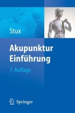 Stux, Gabriel - Akupuntur, ebook