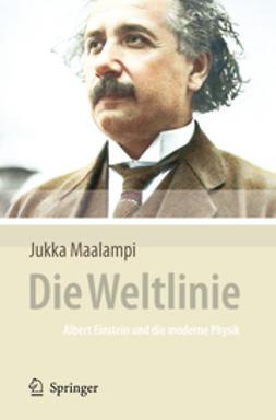 Maalampi, Jukka - Die Weltlinie, ebook