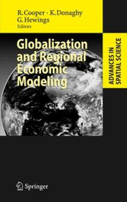 Cooper, Russel - Globalization and Regional Economic Modeling, e-bok