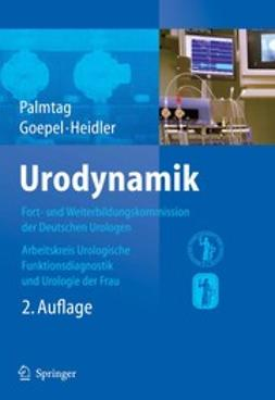Goepel, Mark - Urodynamik, ebook