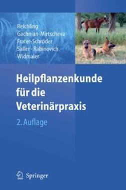 Frater-Schröder, Marijke - Heilpflanzenkunde für die Veterinärpraxis, ebook