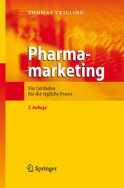 Graf, Michaela - Pharmamarketing, ebook