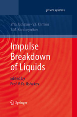 Ushakov, Vasily Y. - Impulse Breakdown of Liquids, ebook