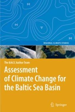 - Assessment of Climate Change for the Baltic Sea Basin, ebook