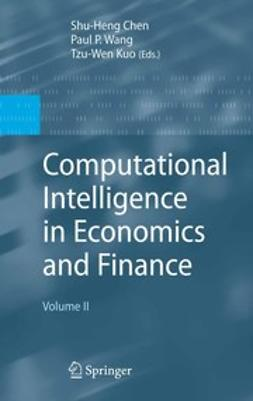 Chen, Shu-Heng - Computational Intelligence in Economics and Finance, ebook