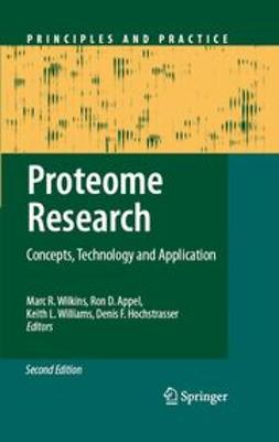Appel, Ron D. - Proteome Research, ebook