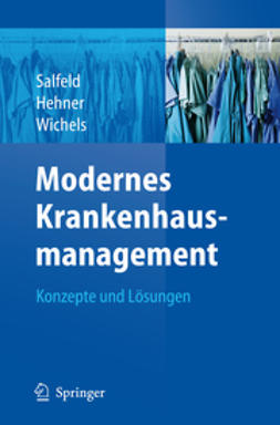 Hehner, Steffen - Modernes Krankenhausmanagement, ebook