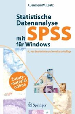 Janssen, Jürgen - Statistische Datenanalyse mit SPSS für Windows, ebook