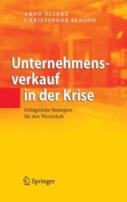 Allert, Arnd - Unternehmensverkauf in der Krise, ebook