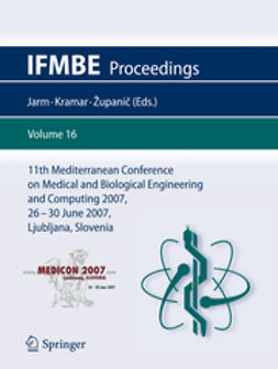 Jarm, Tomaz - 11th Mediterranean Conference on Medical and Biomedical Engineering and Computing 2007, ebook