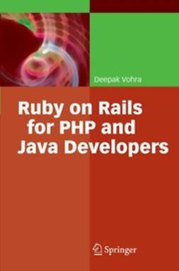 Vohra, Deepak - Ruby on Rails for PHP and Java Developers, e-kirja